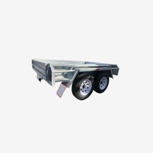Galvanised Box Trailers for Sale in Bendigo - Tandem Axle