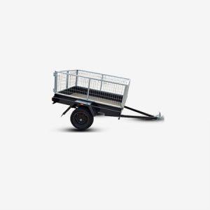 Single Axle Cage Trailer for Sale Bendigo