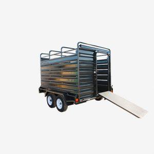 Stock Crate Trailer for Sale Bendigo